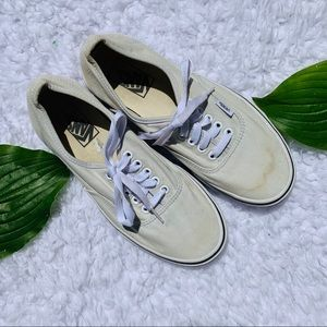 VANS Off The Wall White Sneakers